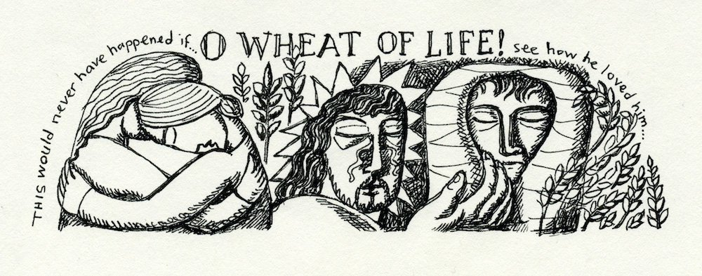 O Wheat of Life!